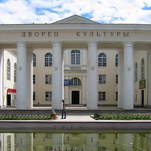 Дворцы и дома культуры Загорянского