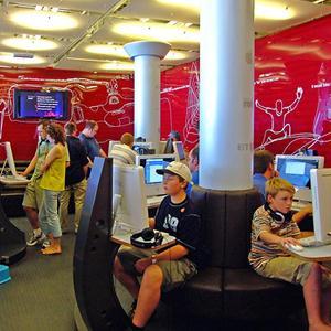 Интернет-кафе Загорянского