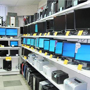 Компьютерные магазины Загорянского