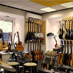 Музыкальные магазины Загорянского