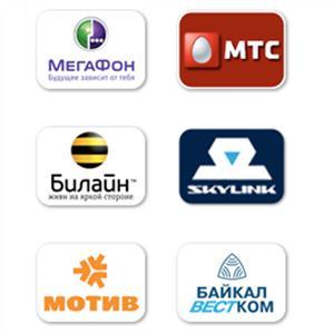 Операторы сотовой связи Загорянского
