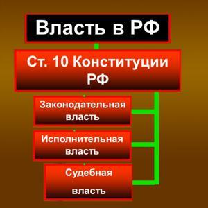 Органы власти Загорянского