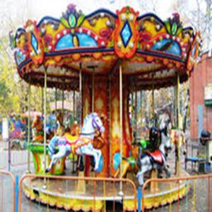 Парки культуры и отдыха Загорянского