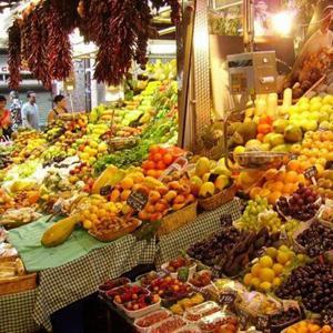Рынки Загорянского