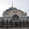 Железнодорожные вокзалы в Загорянском