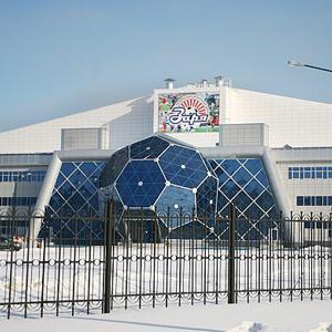 Спортивные комплексы Загорянского